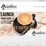 [ACT] Free Coffee, 12/4 @ Wollemi Ethical Store & Cafe (Canberra)