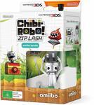 [3DS] Chibi-Robo: Zip Lash Game & Amiibo Bundle $4 + Delivery (Free with Prime or $49 Spend) @ Amazon AU