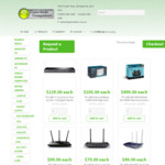 10% off Online for ALL TP-Link Networking Products @ Gamedude Computers