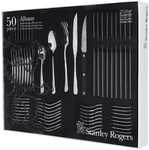 Stanley Rogers Albany 50pc Cutlery Set $69 with Code ($79 without) + $8.99 Delivery @ Spotlight