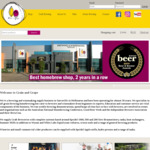[VIC] Homebrew Shop Stocktake Sale: 20% off (Most) Items under $250 e.g $200 Gift Voucher for $160 @ Grain and Grape, Yarraville