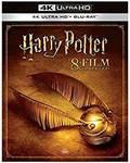 [Amazon Prime] Harry Potter 8-film Collection 4K UHD $128.86 Delivered @ Amazon US via AU