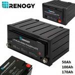 [eBay Plus] Renogy 12V 50Ah Lithium Iron Phosphate Battery $356.99 Delivered @ Renogy Solar eBay