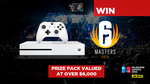 Win a Trip to the Melbourne Esports Open & Xbox One S Consoles for 5 Worth $6,120 from Southern Cross Austereo