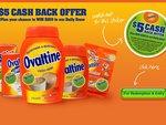Ovaltine and Ovalteenies $5 Cashback