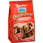 ½ Price Loacker Quadratini 110-125g $1.15, Zooper Dooper Pk 24 $2.90, Mr Chen's Yum Cha 200-300g $3.75 @ Woolworths
