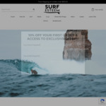 20% off + Delivery (Free with Orders over $100) @ Surf Hardware