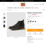 Selected Chelsea Boot $24 to $28 + Delivery (Free C&C/over $80 Spend) @ Rivers