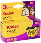 3x24 Exposure Rolls Kodak GOLD 200 Color Negative Film $12.34 + Delivery ($0 with Prime/ $39 Spend) @ Amazon AU