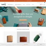 Black Friday: $25 off $95+ Spend or $70 off $250+ Spend Sitewide @ Bellroy (Fashion Accessories)