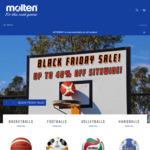 25%-40% off Sitewide @ Molten Australia