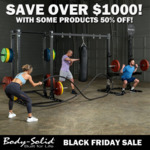 Nordic Fitness Body - Solid Black Friday Sale - up to 70% off Sitewide
