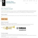 Win a Yamaha Trumpet Worth $3,499 or 1 of 10 AMEB Trumpet Book Bundles from Australian Music Examinations Board Ltd