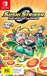 [Switch] Sushi Striker: Way of the Sushido $15 + Delivery ($0 with Prime/ $39 Spend) @ Amazon AU