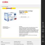 Brita Maxtra Filter Cartridges 4 Pack $32 @ Coles