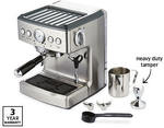 Stirling Premium Espresso Machine $299 @ ALDI Special Buys