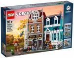 LEGO Creator Expert Bookshop 10270 (SOLD OUT) or Corner Garage 10264 $199 Delivered @ Myer