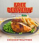 [WA] Chicken Treat: Free Delivery via Uber Eats