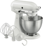KitchenAid KSM45 Classic Stand Mixer $394 @ The Good Guys Ebay