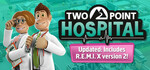 [PC, Mac] Steam - Two Point Hospital $18.69 @ Steam Store