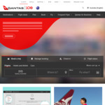 Up to 150 Status Credits for Transferring Points to Qantas