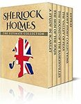 [eBook] Free - Sherlock Holmes: The Ultimate Collection @ Amazon AU/US