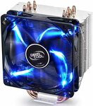 DEEPCOOL GAMMAXX 400 CPU Air Cooler with 4 Heatpipes 120mm PWM Fan and Blue LED $39 Delivered @ Amazon AU