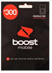 Boost Prepaid $243.50 | 12 Months Expiry | 240GB Data | Unlimited Talk & Text | Overseas | @ Cellmate