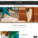 Win $1,000 Worth of Reebok Sneakers from THE ICONIC