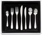 Stanley Rogers Deevo Satin 42pc Cutlery Set $49.95 + Delivery @ Harris Scarfe Online