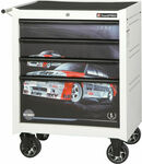 """ToolPRO Stomp VK Commodore/XD Falcon Tool Cabinet 4 Drawer 27"""" $379 @ Supercheap Auto"""