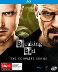 2 x Breaking Bad The Complete Series (Blu-ray) $72.55 Delivered @ Amazon AU