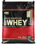 Optimum Nutrition Gold Standard 100% Whey Protein 4.55kg from $115.57 Delivered ($104.01 with S&S) Multiple Flavours @ Amazon AU