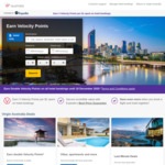 Double Velocity Points (6 Per $1) on Hotels with Virgin Australia Hotels @ Virgin Australia