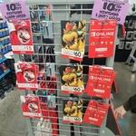 10% off Nintendo eShop Cards @ JB Hi-Fi