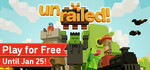 [PC] Steam - Free to play week - Unrailed - Steam