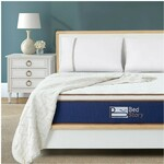 Natural Latex Hybrid Mattress 25cm King Size $160 (60% off) + Free Shipping @ BedStory