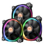 Thermaltake Riing 14 RGB 140mm High Static Pressure LED Radiator Fan (3-Pack) $49 + Delivery (Free mVIP/C&C) @ Mwave & Amazon AU
