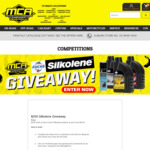 Win $250 Worth of Silkolene Products at MCAS