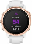 [LatitudePay] Garmin fenix 6S Pro GPS Watch (Rose Gold) $524, Samsung Galaxy Watch 46mm 4G $298 @ Harvey Norman