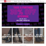 Click Frenzy 30% off Sitewide (Free Shipping over $79) - Julius Marlow Kick Boots $69.30 (RRP $179.95) @ Shoe Warehouse