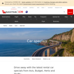 1000 Bonus Qantas Points on Renting with Avis and Fill up at BP (BP Rewards Membership Required)