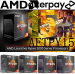 [Afterpay] AMD Ryzen 9 5900X CPU $738.65 Delivered @ Gg.tech365 eBay