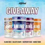 Win 1 of 2 Bottles of Amino EAA + Hydration from Nutrition Systems