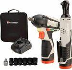 ToolPRO 12V Mechanics Power Tool Kit $99.99 + Delivery (Free C&C) @ Supercheap Auto