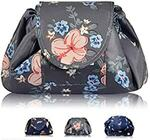 H HOME-MART Portable Lazy Drawstring Makeup Bag $3.99 + Delivery ($0 with Prime/ $39 Spend) @ HOME-MART via Amazon