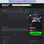 [PC] Steam: Mordhau $16.54 @ GreenManGaming