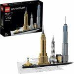 LEGO Architecture New York City 21028 $39.99 Delivered @ Amazon AU