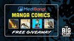 [eBook] The Big Story Weekend Medibang Mammoth Manga Comics Giveaway at Fanatical