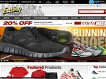 Eastbay 20% off Purchase over $99 w/Coupon Code. Expires 3/7/2012 (12: 59 Am ET - USA Time)